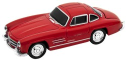 "AUTODRIVE USB-Stick 16 GB ""Mercedes 300SL"" Maße mm: 63 x 26 x 20"