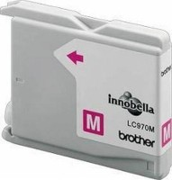 Original Brother Tintenpatrone magenta LC970M