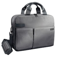 Laptop Tasche Complete, 13.3 Zoll, Polyester, silber grau
